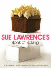 Cover of: Sue Lawrence's Book of Baking