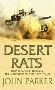 Cover of: Desert Rats