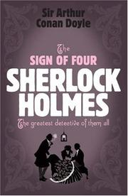 Cover of: The Sign of Four (Sherlock Holmes (Headline)) | Arthur Conan Doyle
