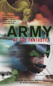 Cover of: Army of the Fantastic |