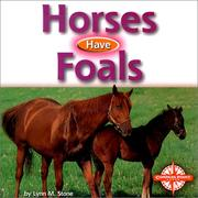 Cover of: Horses Have Foals (Animals and Their Young)
