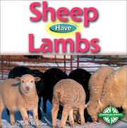 Cover of: Sheep Have Lambs (Animals and Their Young)
