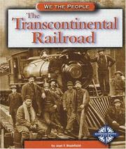 Cover of: The Transcontinental Railroad (We the People) |
