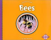 Cover of: Bees (Natures Friends)