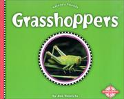 Cover of: Grasshoppers (Natures Friends)