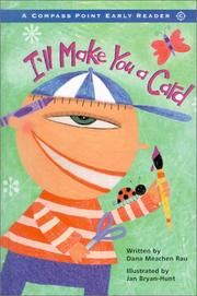 Cover of: I'll make you a card