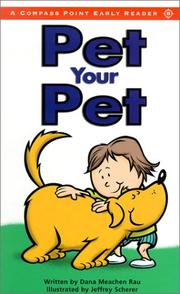 Cover of: Pet your pet