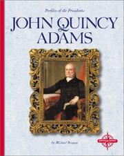 Cover of: John Quincy Adams
