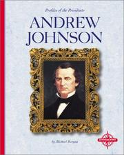 Cover of: Andrew Johnson