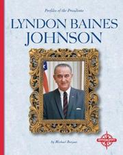 Cover of: Lyndon Baines Johnson