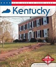 Cover of: Kentucky (This Land Is Your Land)