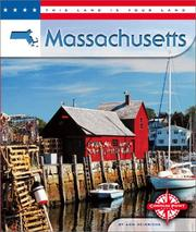 Cover of: Massachusetts (This Land Is Your Land)