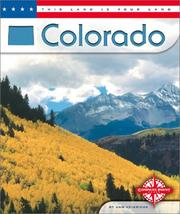 Cover of: Colorado (This Land Is Your Land)