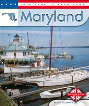 Cover of: Maryland (This Land Is Your Land)