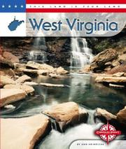 Cover of: West Virginia