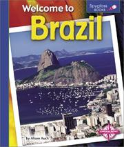 Cover of: Welcome to Brazil | Alison Auch