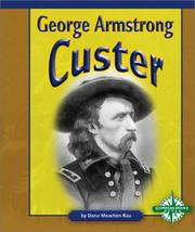 Cover of: George Armstrong Custer