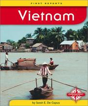 Cover of: Vietnam (First Reports)