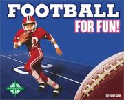 Cover of: Football for Fun! (For Fun!)