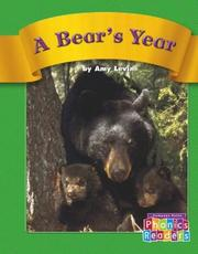 Cover of: A Bear's Year