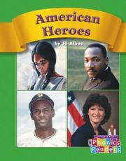 Cover of: American heroes | Jo Albee