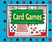 Cover of: Card Games (Games Around the World)