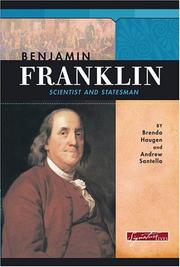 Cover of: Benjamin Franklin | Brenda Haugen