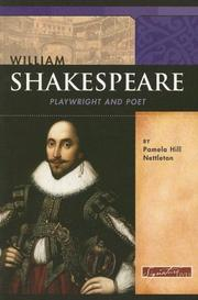 Cover of: William Shakespeare: Playwright and Poet (Signature Lives: Renaissance Era)