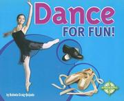 Cover of: Dance for Fun! (For Fun!: Sports) | Balinda Craig Quijada