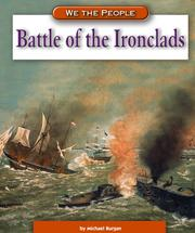 Cover of: The battle of the ironclads