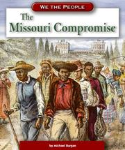 Cover of: The Missouri Compromise