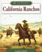 Cover of: California Ranchos (We the People: Expansion and Reform)