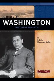 Cover of: Booker T. Washington |