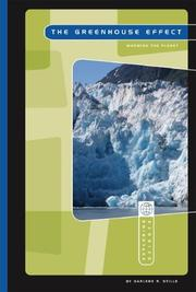 Cover of: The greenhouse effect: Warming the Planet (Exploring Science)