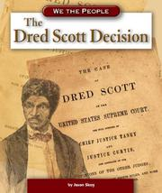 Cover of: The Dred Scott Decision (We the People) |