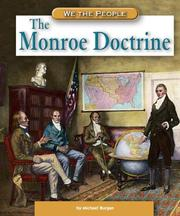 Cover of: The Monroe Doctrine (We the People) (We the People)