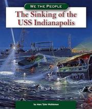 Cover of: The Sinking of the Uss Indianapolis (We the People) (We the People)