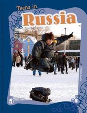 Cover of: Teens in Russia