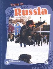 Cover of: Teens in Russia (Global Connections)