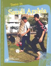 Cover of: Teens in Saudi Arabia (Global Connections) | Nicki Yackley-franken