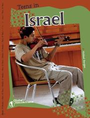 Cover of: Teens in Israel (Global Connections) (Global Connections)