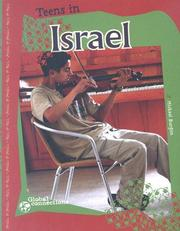 Cover of: Teens in Israel (Global Connections)