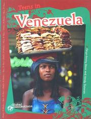 Cover of: Teens in Venezuela (Global Connections) | Caryn Gracey Jones