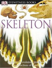 Cover of: Skeleton