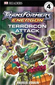 Cover of: Transformers Energon | Andrew Donkin