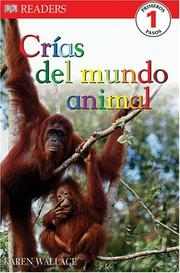 Cover of: Crias Del Mundo Animal, Las