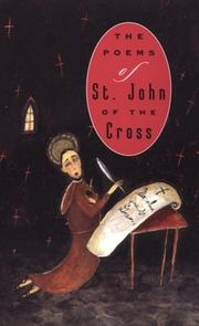 Cover of: The Poems of St. John of the Cross