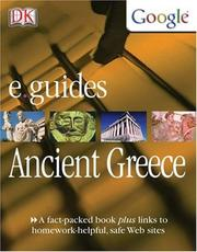 Cover of: Ancient Greece (DK/Google E.guides) | Peter Chrisp