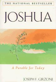 Cover of: Joshua: Parable for Today