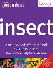 Cover of: Insect (DK ONLINE)